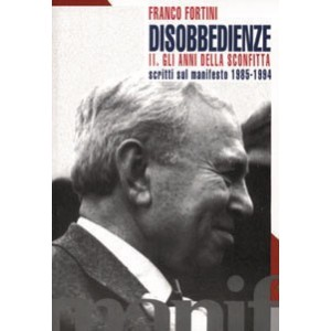 Disobbedienze II